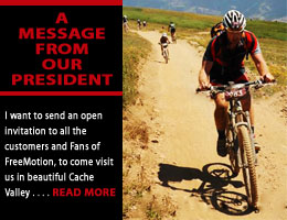 A Message from The President of FreeMotion Fitness
