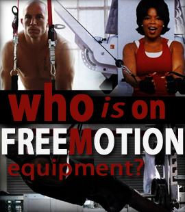 Who is on FreeMotion Equipment?