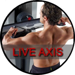 Live Axis Side Bar